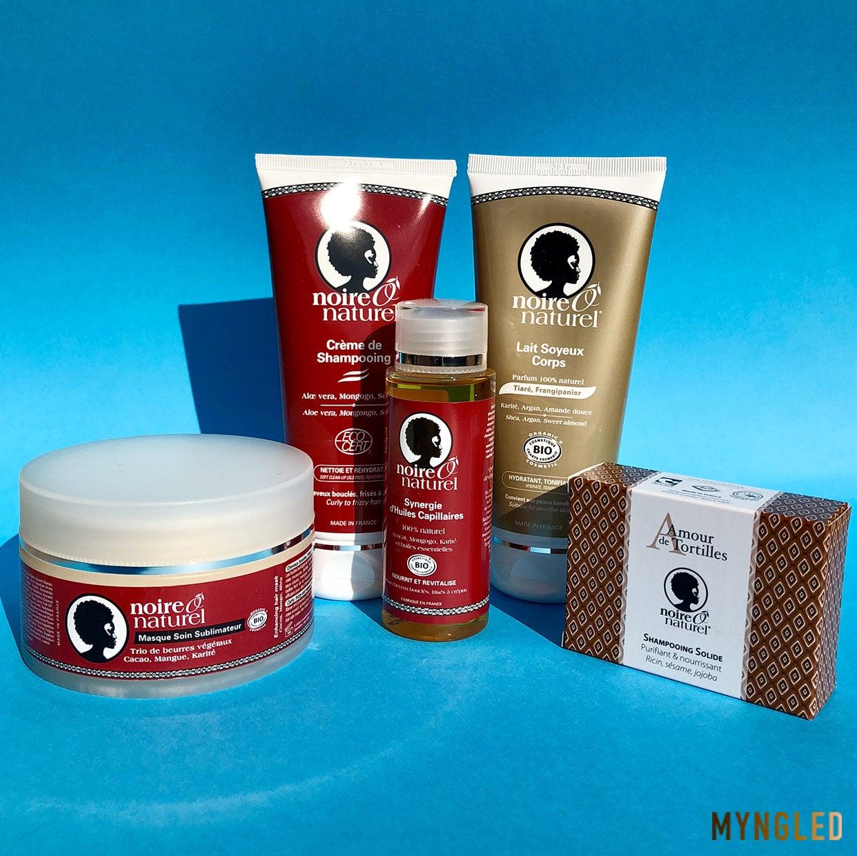 Noire Ô Naturel : Des produits éthiques et bio pour les cheveux frisés, bouclés et crépus.